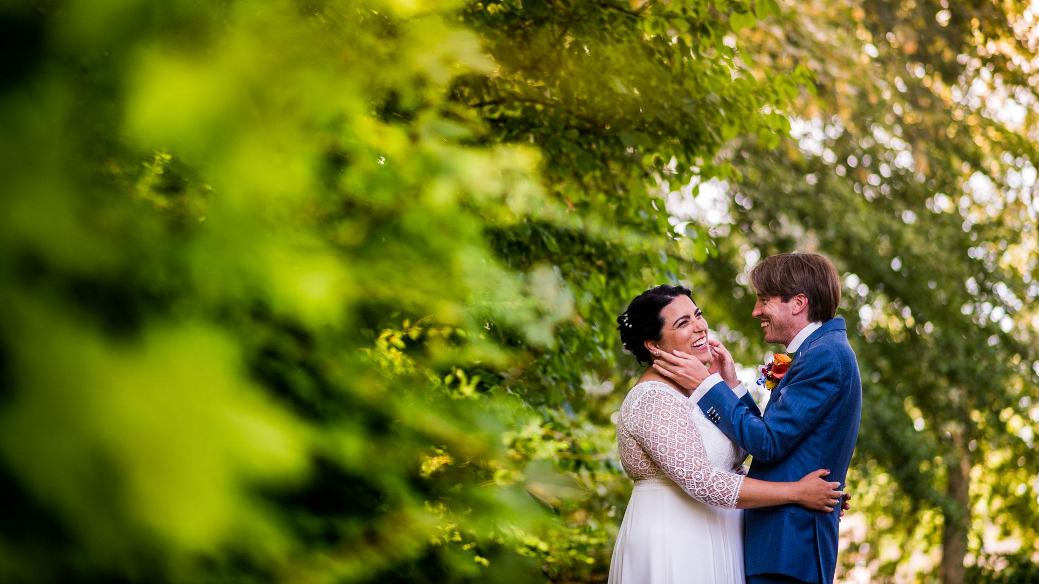 Bruidsfotografie Kasteel Duurstede