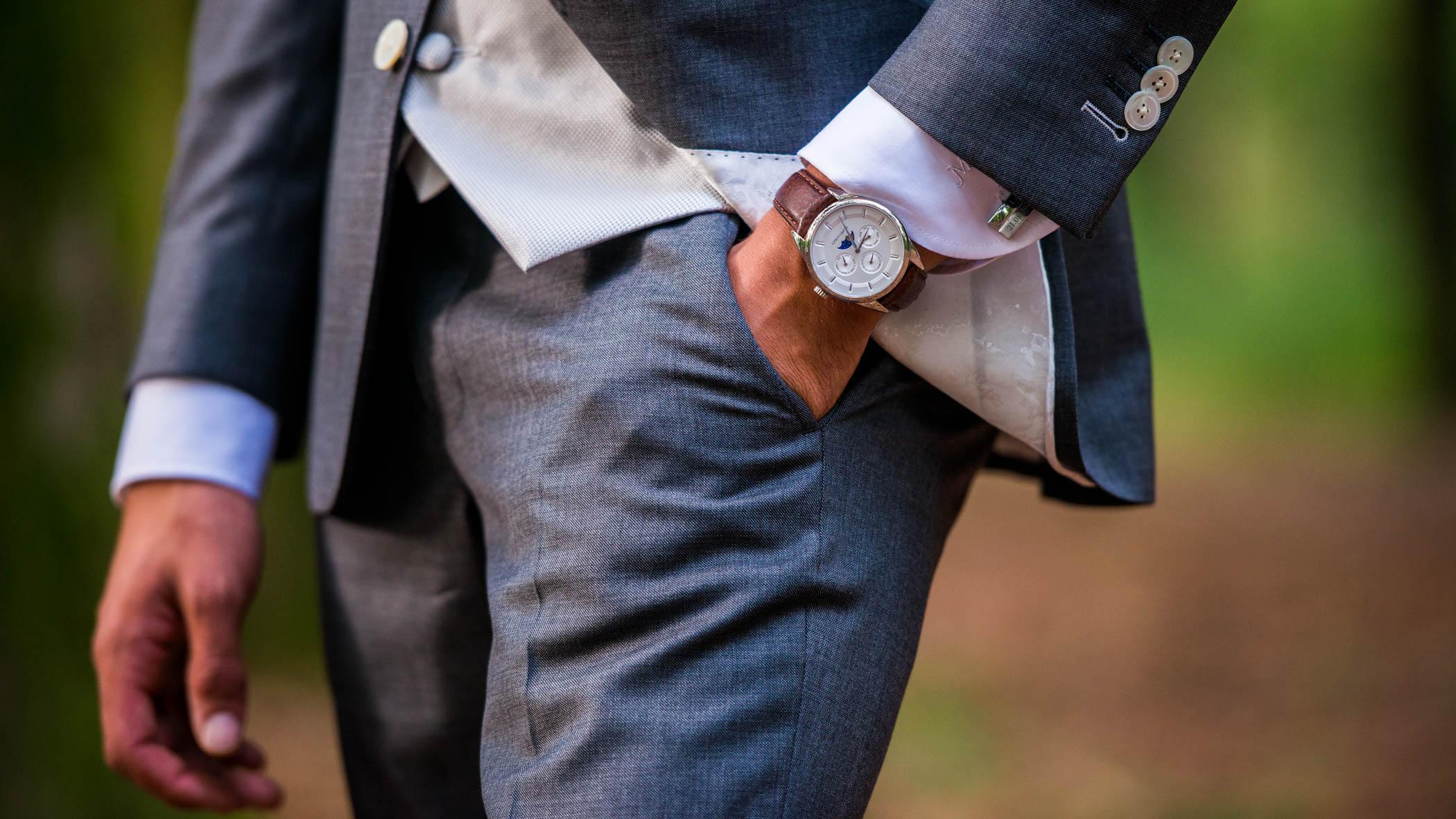 Bruidegom horloge