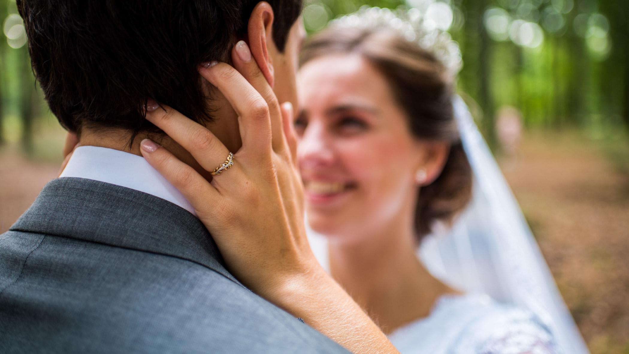 Bruiloft detail