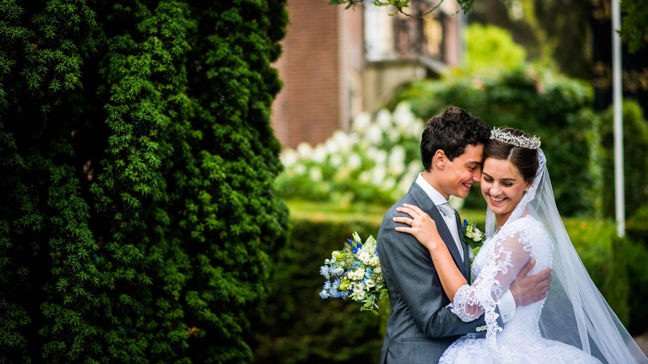 Bruiloft Kasteel Hoekelum