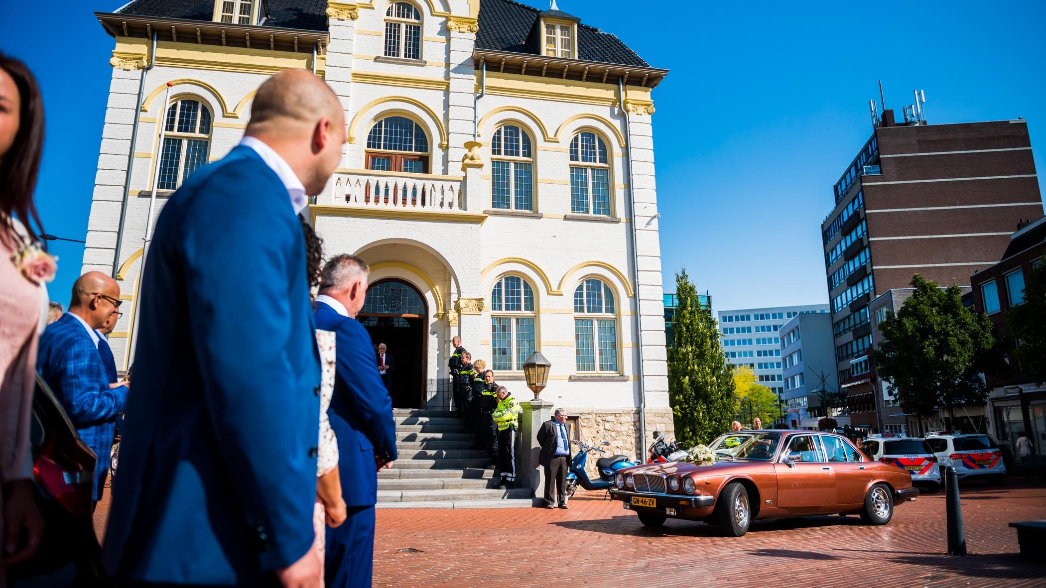 trouwen gemeentehuis Brunssum