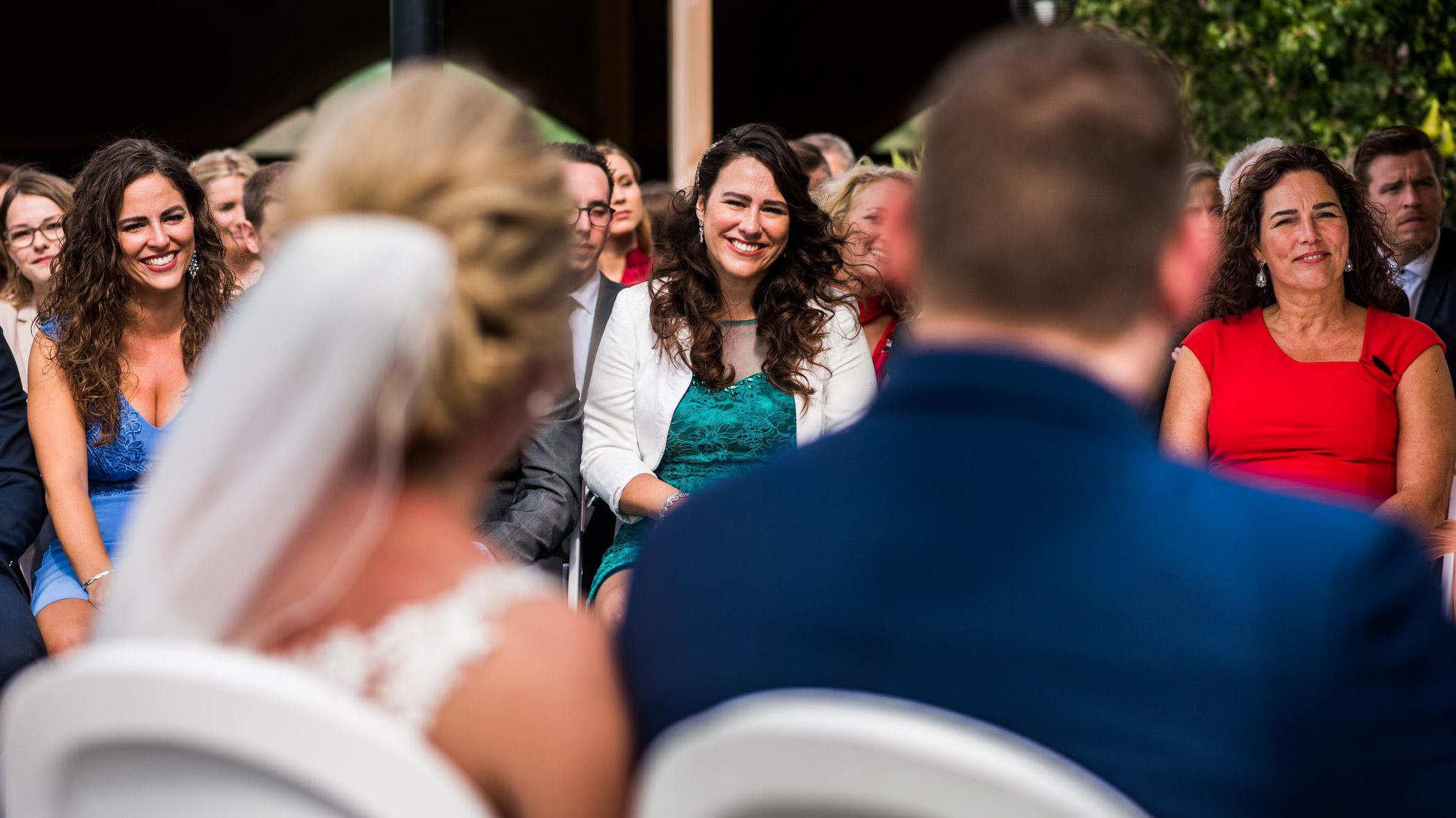 zus van de bruid