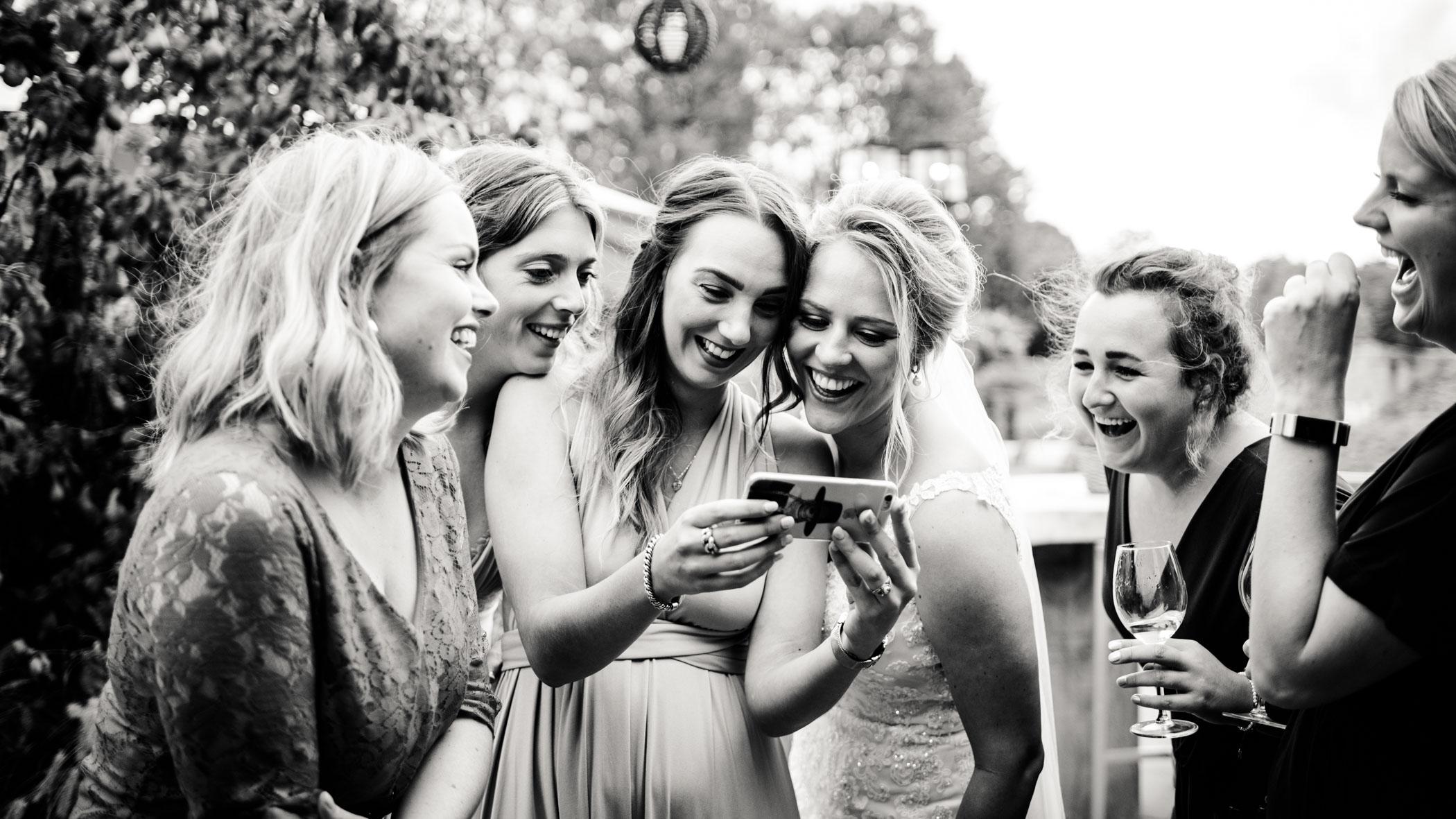 groepsfoto vriendinnen