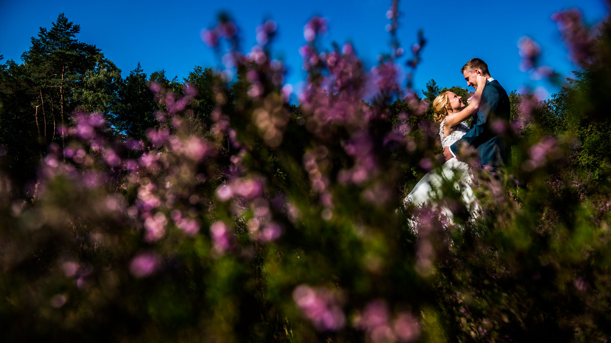 bruidsfotograaf wekeromse zand