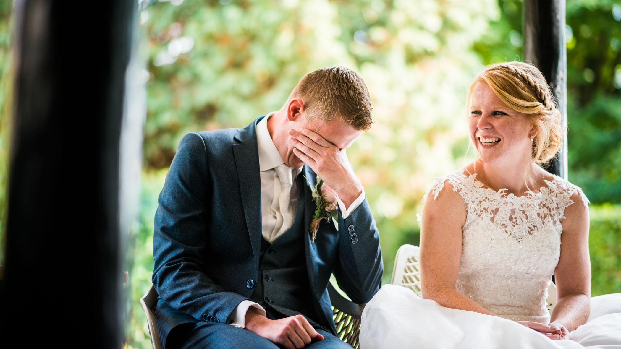 bruidsfotografie De Landgoederij