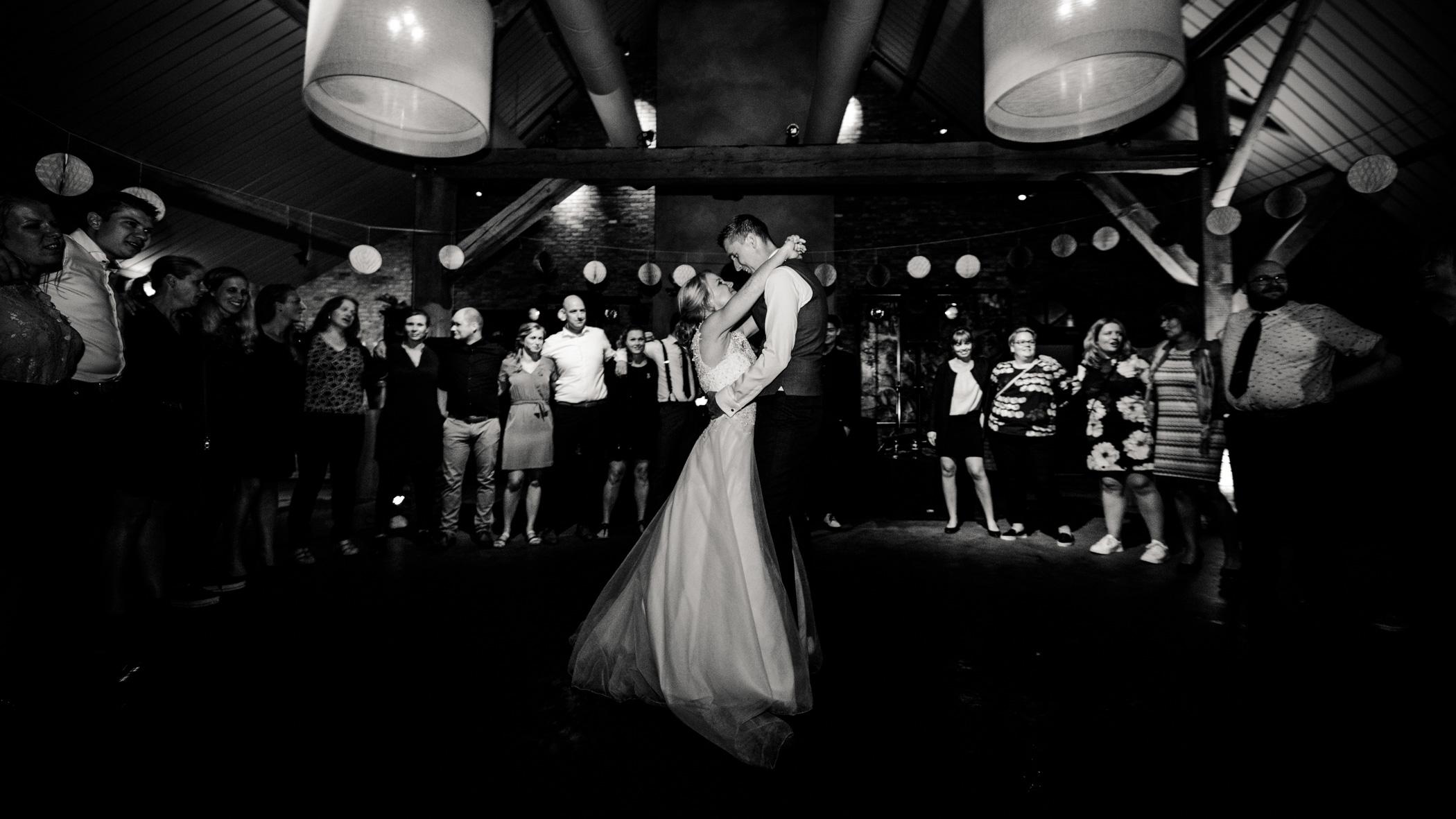Bruiloft De Landgoederij