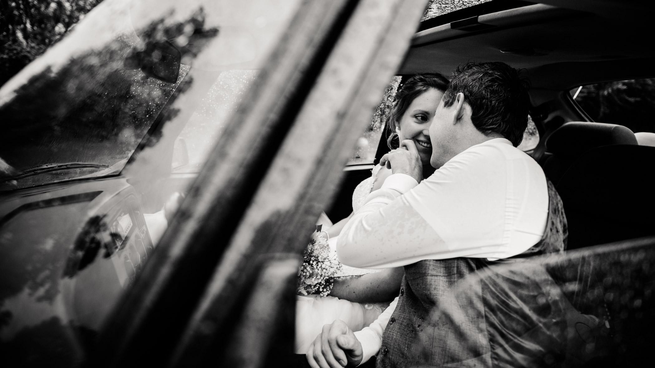 Bruidsfotograaf de Blauwe Kamer