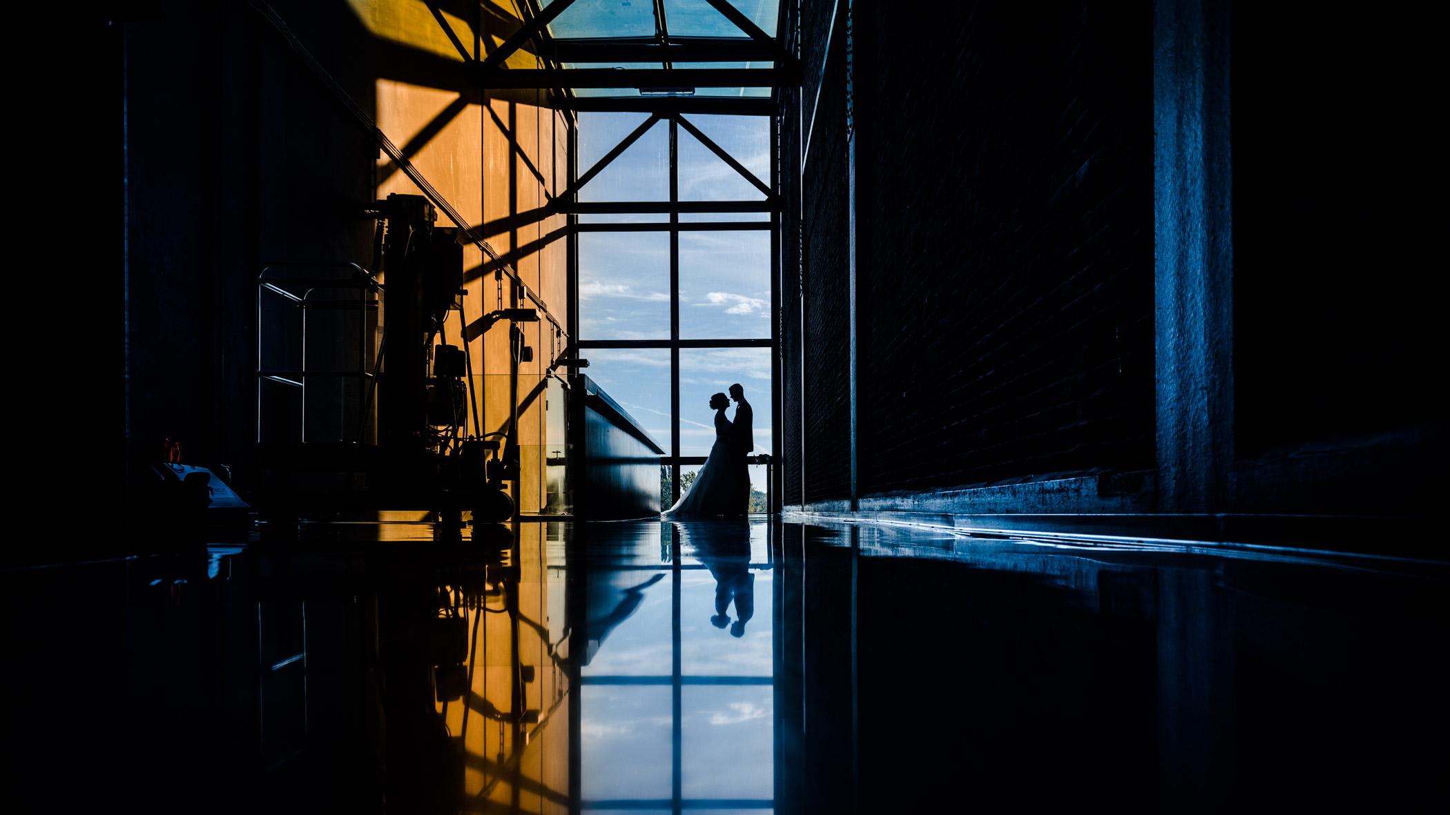 Bruidsfotograaf Energiehuis Dordrecht