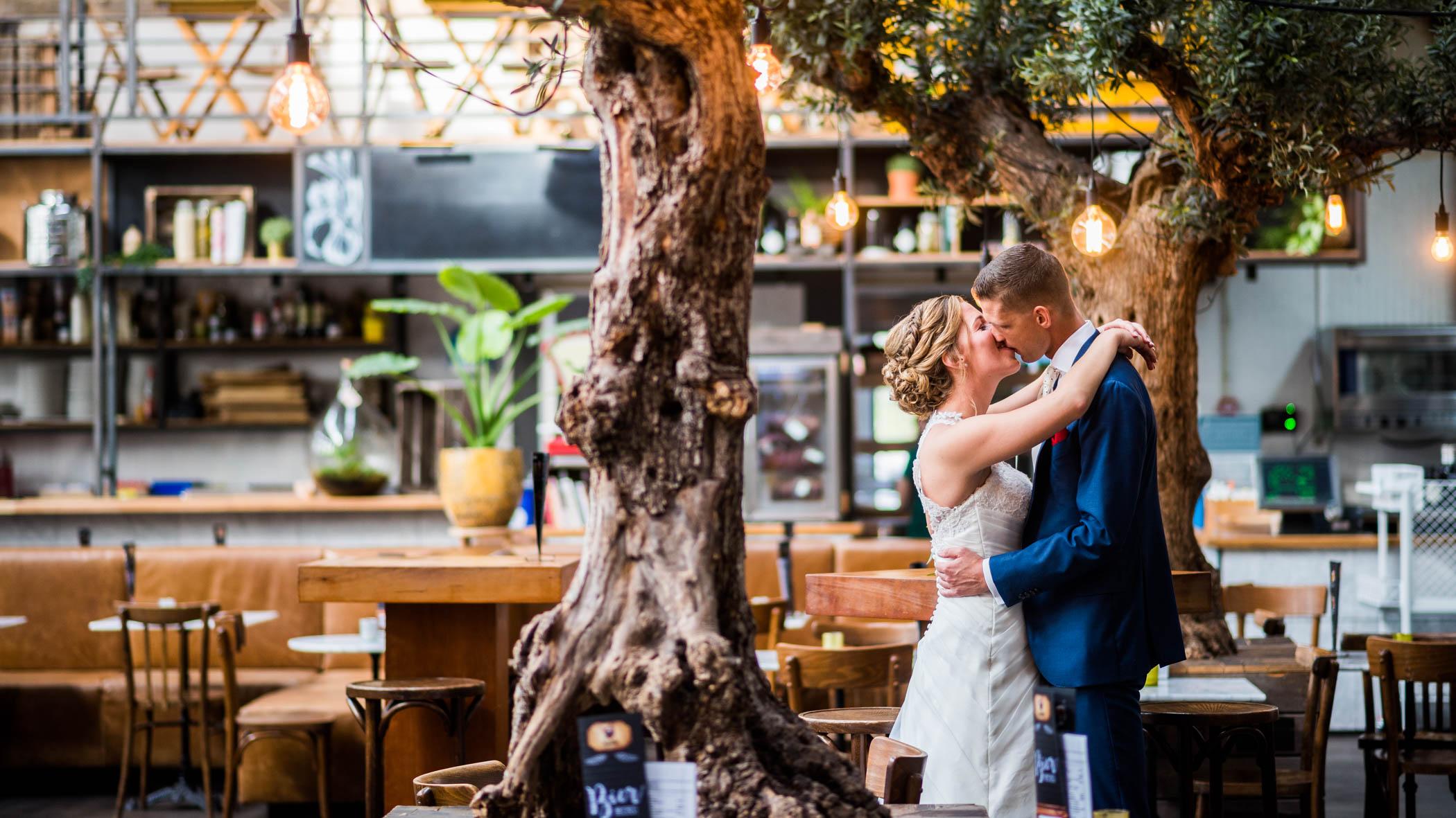 Bruiloft Energiehuis Dordrecht
