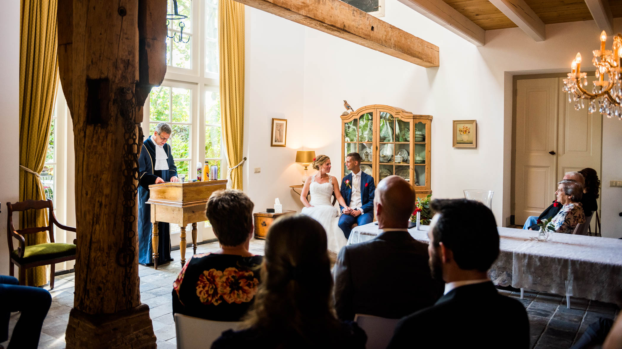 Bruiloft Het Oude Koetshuys