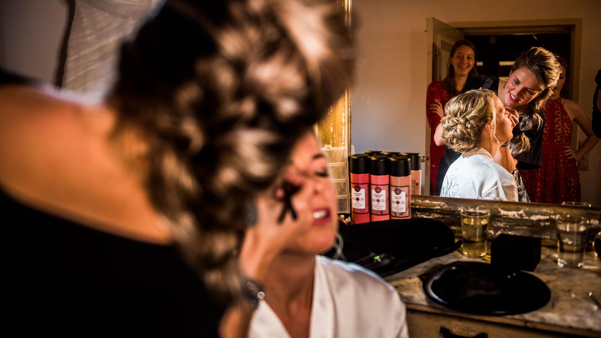 Make up bruid Het Oude Koetshuys