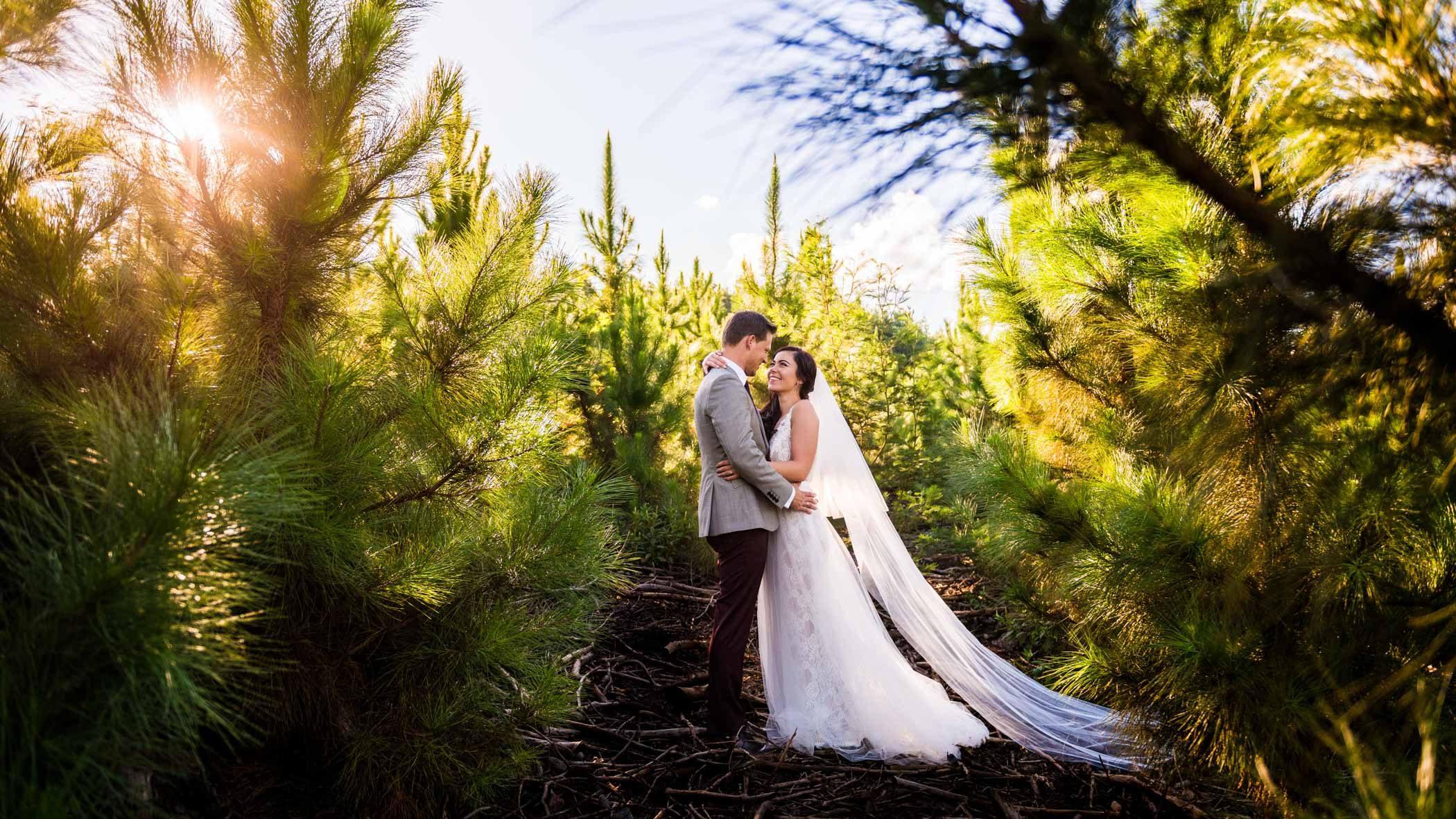 Beste bruidsfoto's 2018
