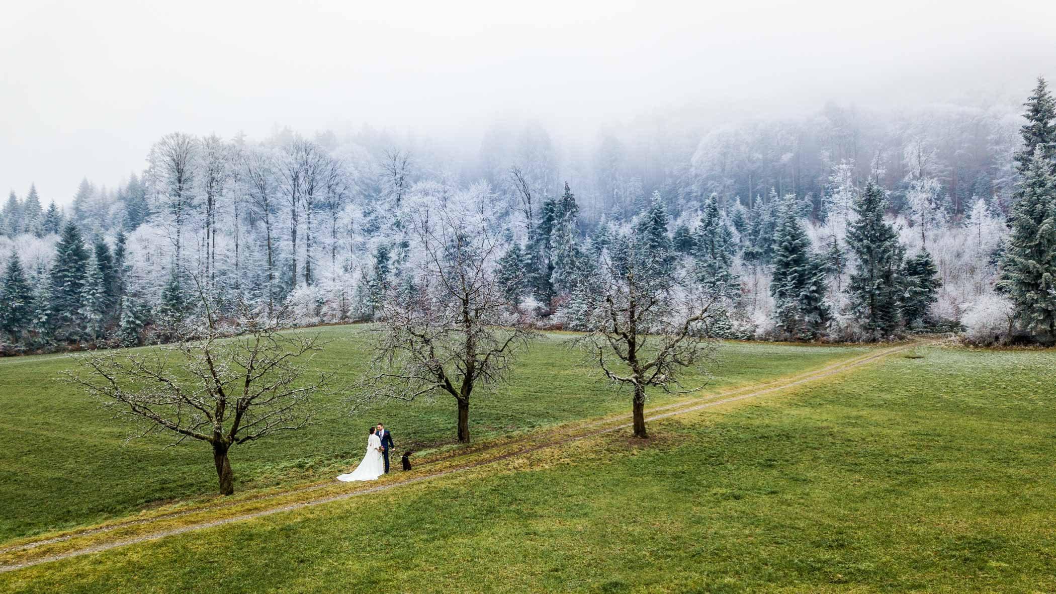 Bruiloft Zwitserland